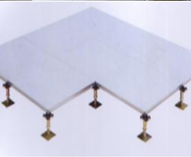 六面包钢硫酸钙基防静电地板