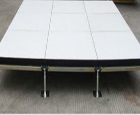 硫酸钙基防静电地板
