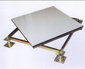 全钢陶瓷面防静电地板系列