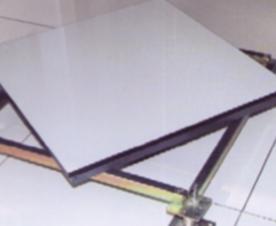 新型无边防静电地板